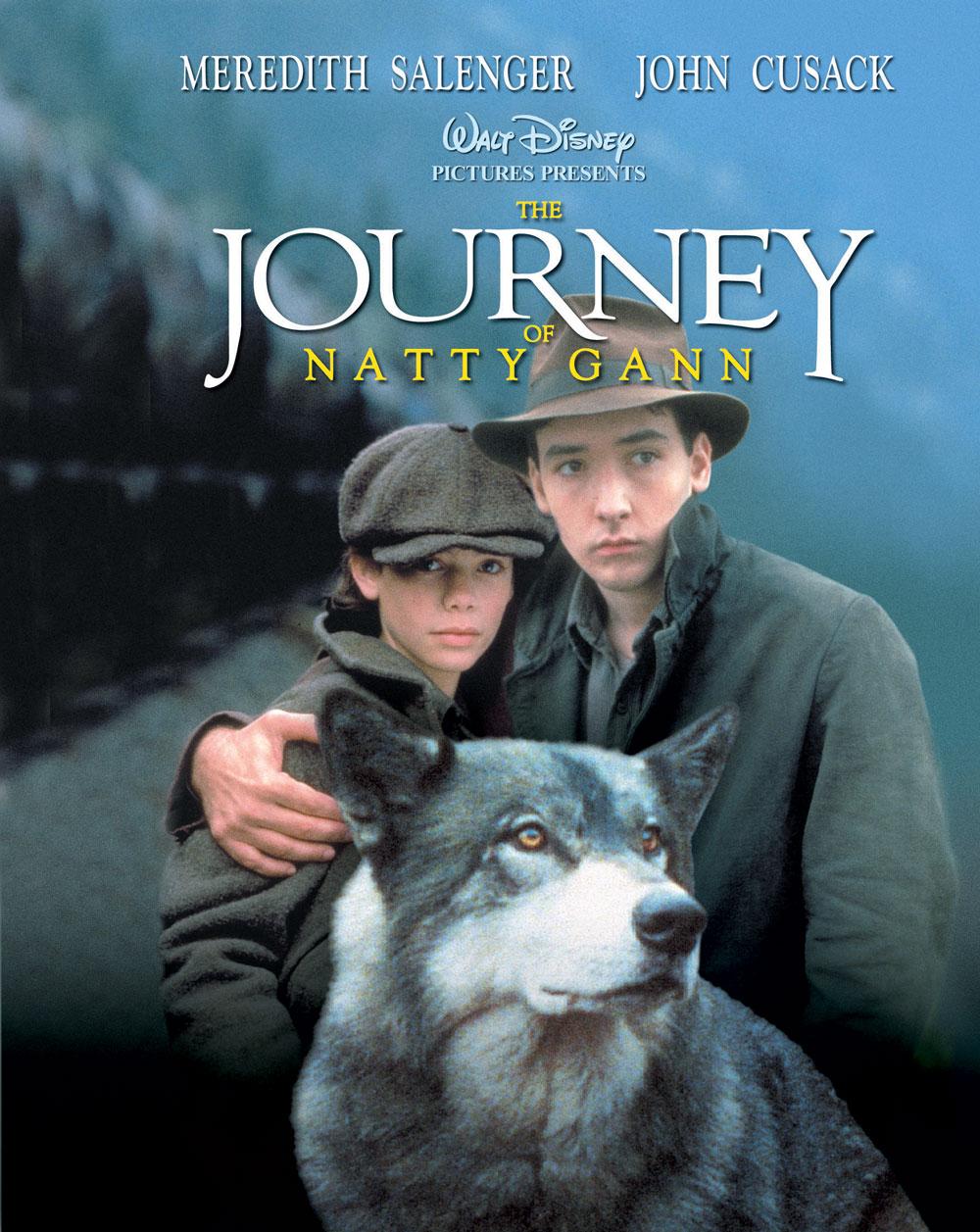 affiche du film Natty Gann