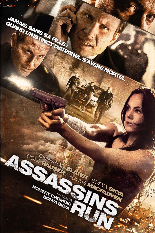 affiche du film Assassins Run