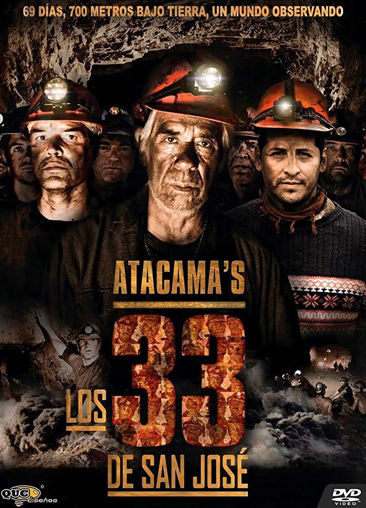affiche du film Atacama's 33