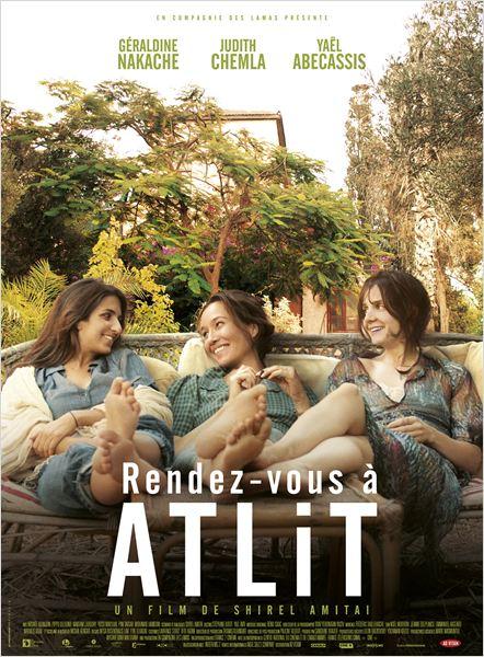 affiche du film Rendez-vous à Atlit
