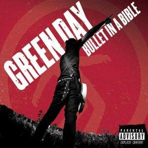 affiche du film Green Day: Bullet in a Bible
