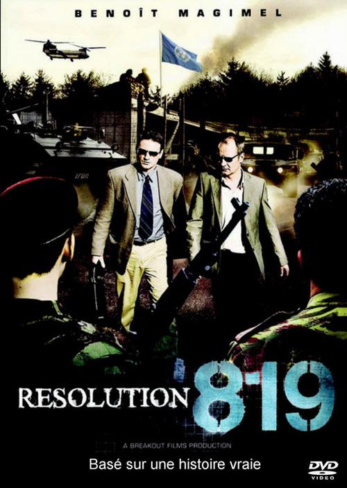 affiche du film Résolution 819 (TV)