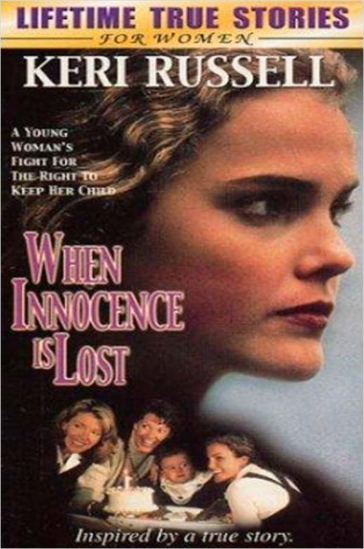 affiche du film La fin de l'innocence (TV)