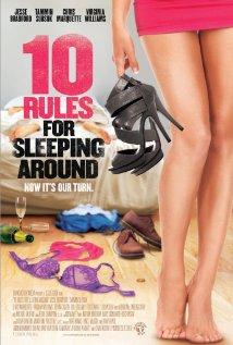 affiche du film 10 Rules for Sleeping Around