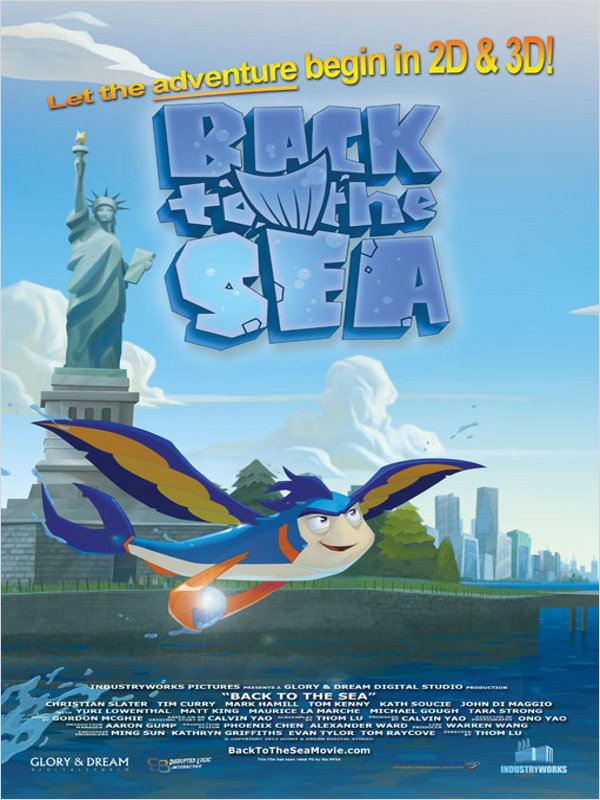 affiche du film Back to the Sea