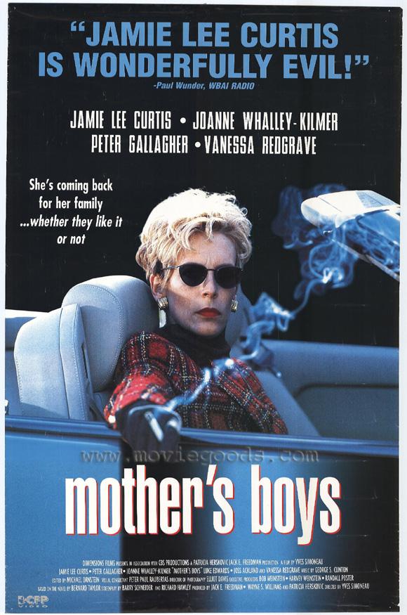 affiche du film Mother's Boys