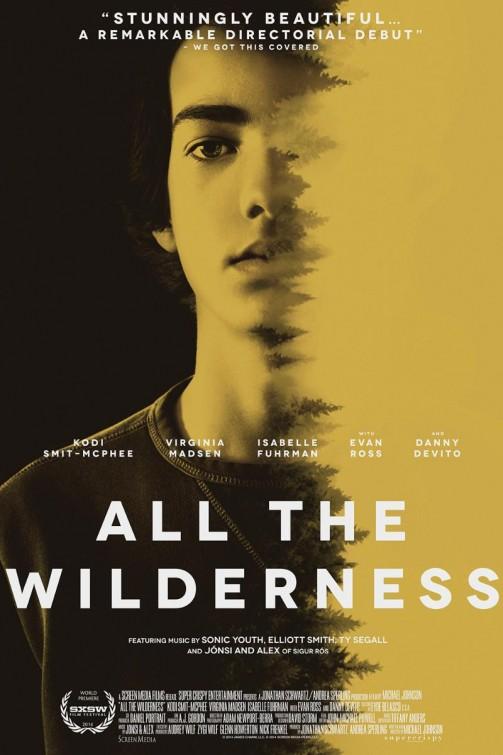 affiche du film All the Wilderness