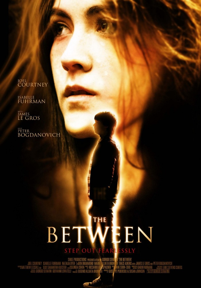 affiche du film The Between