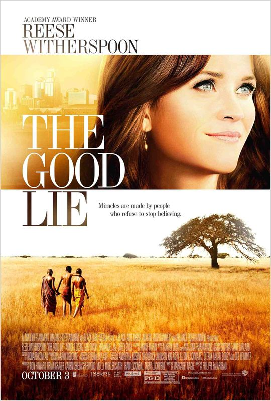 affiche du film The Good Lie
