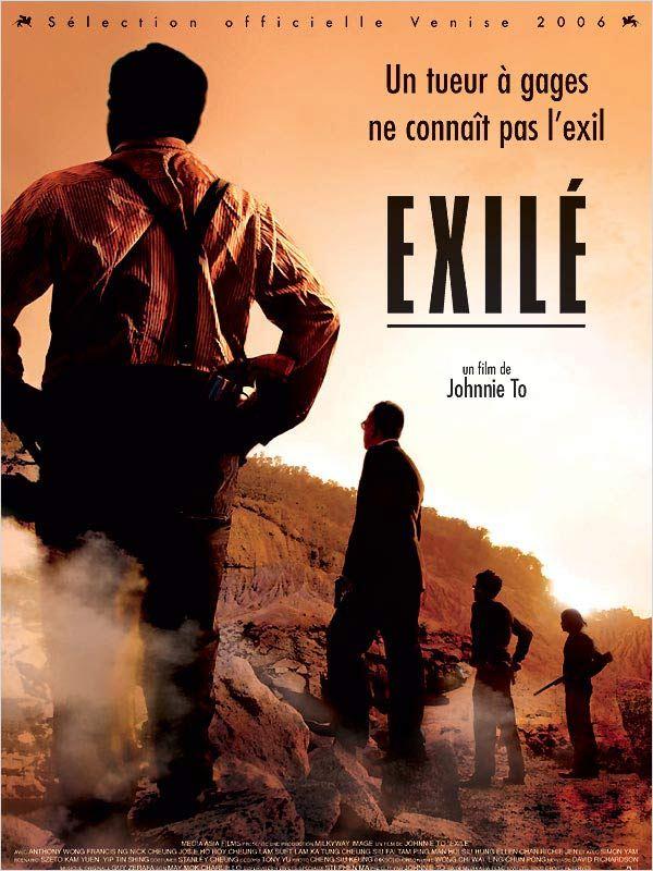affiche du film Exilé