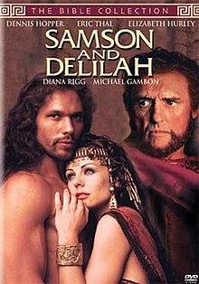 affiche du film Samson et Dalila (TV)