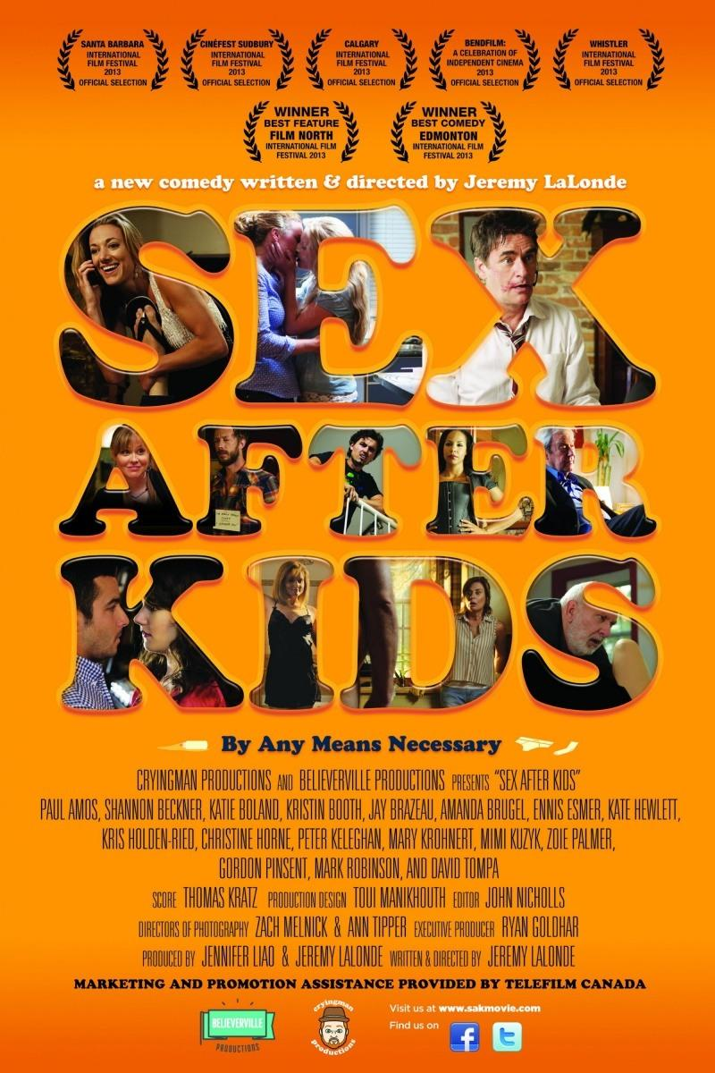 affiche du film Sex After Kids