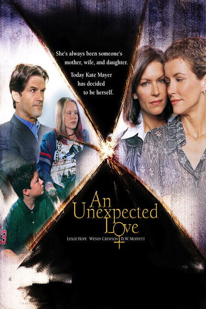 affiche du film Un amour inattendu (TV)