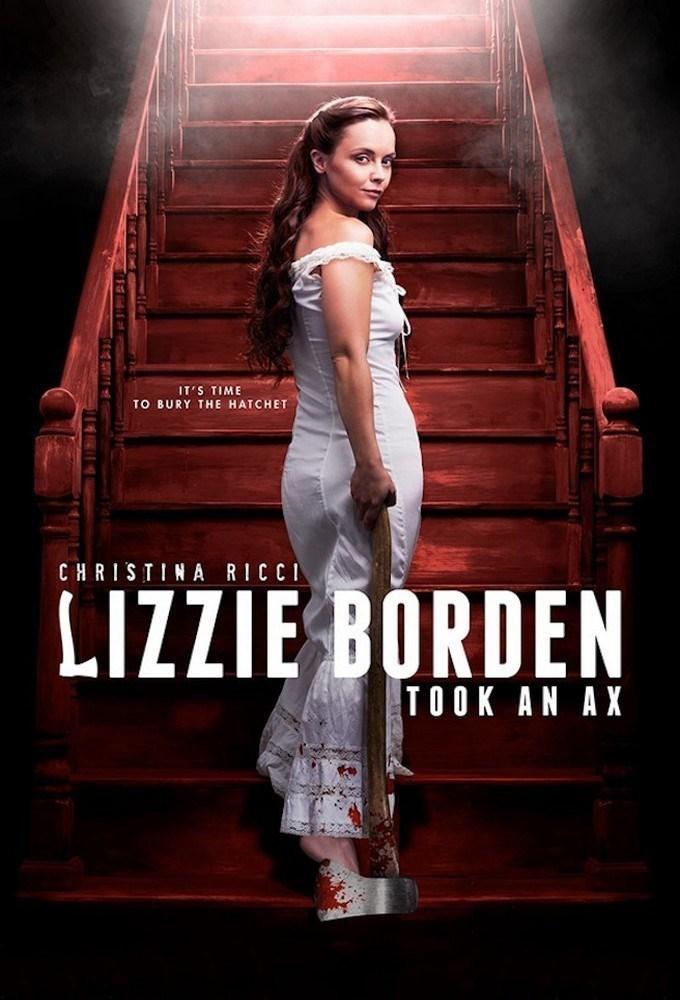 affiche du film Lizzie Borden a-t-elle tué ses parents ? (TV)