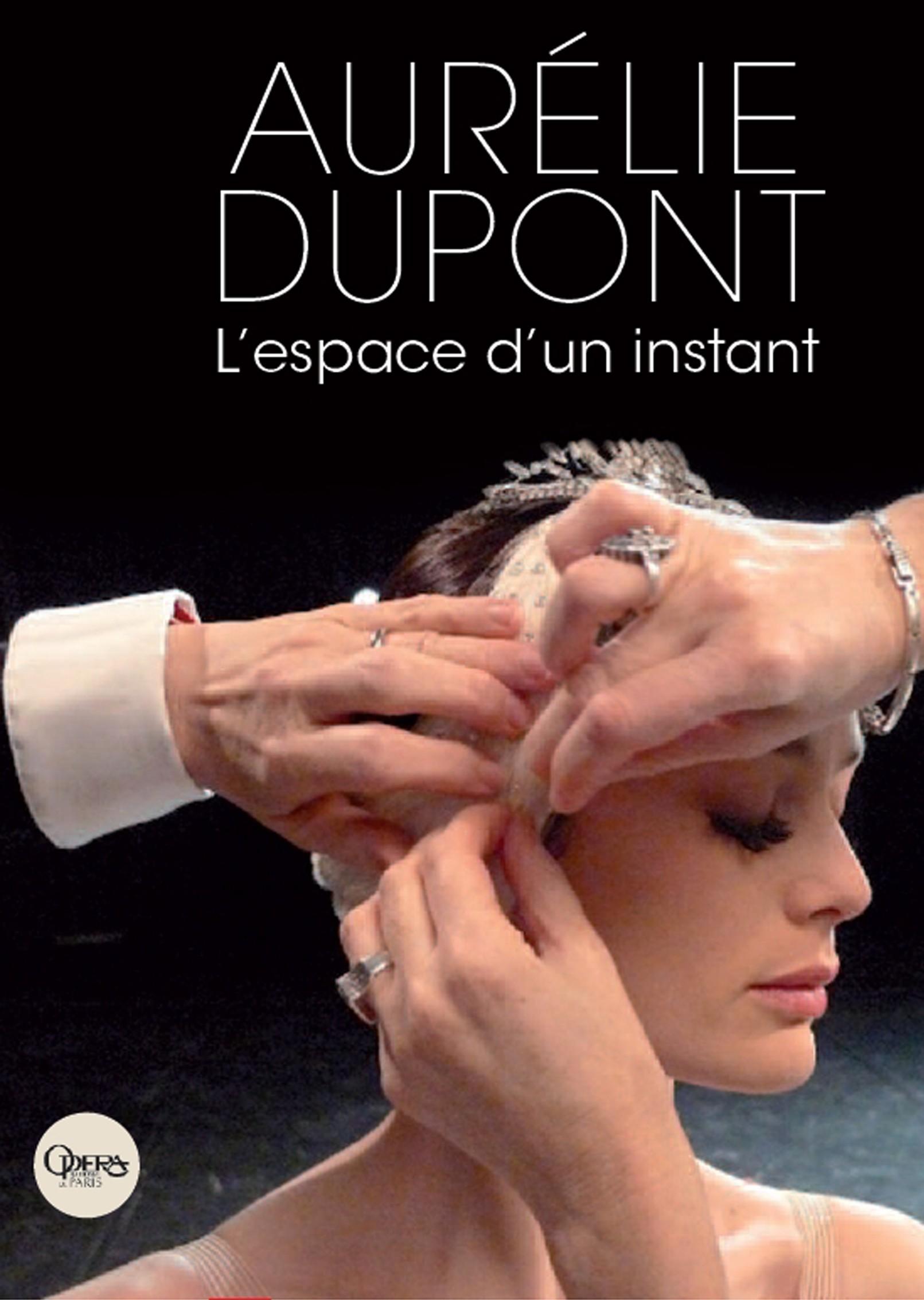affiche du film Aurélie Dupont danse, l'espace d'un instant (TV)