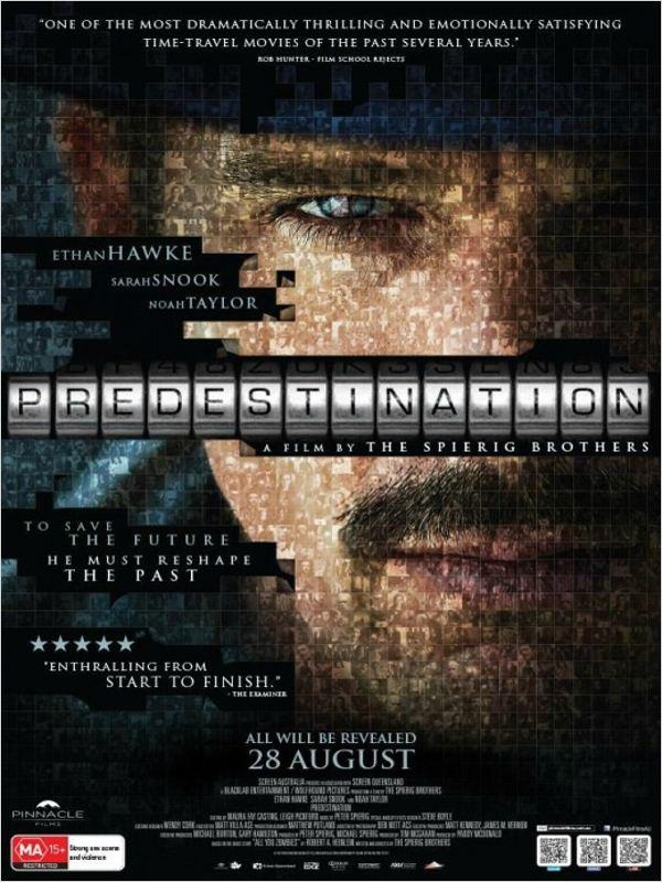 affiche du film Predestination