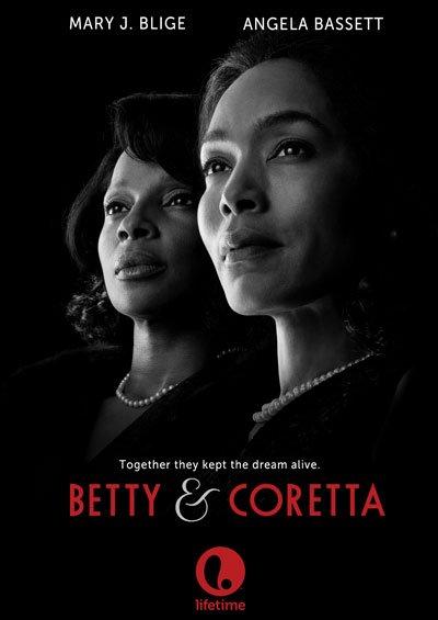 affiche du film Betty and Coretta (TV)