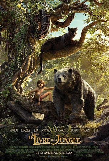 affiche du film Le Livre de la Jungle (2016)