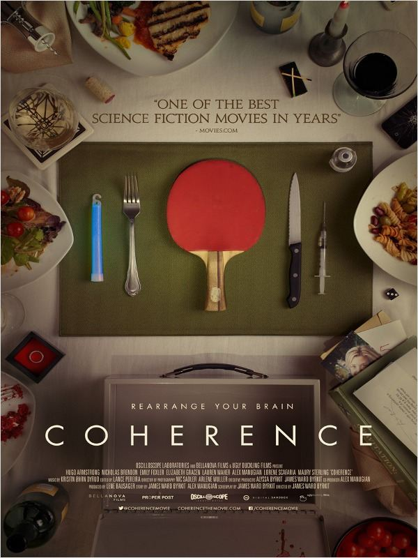 affiche du film Coherence