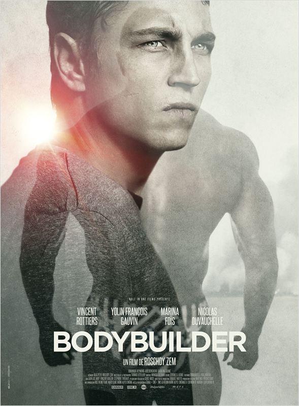 affiche du film Bodybuilder