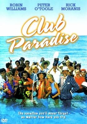affiche du film Club Paradis