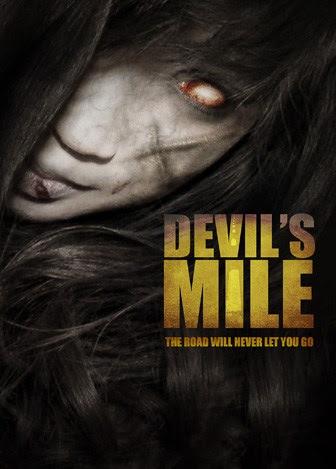affiche du film Devil's Mile