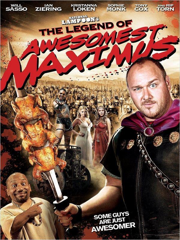 affiche du film La Légende de Superplus Maximus