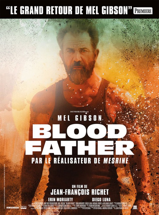 affiche du film Blood Father