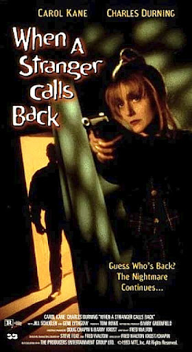 affiche du film When a Stranger Calls Back