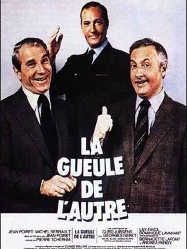 affiche du film La Gueule de l'autre