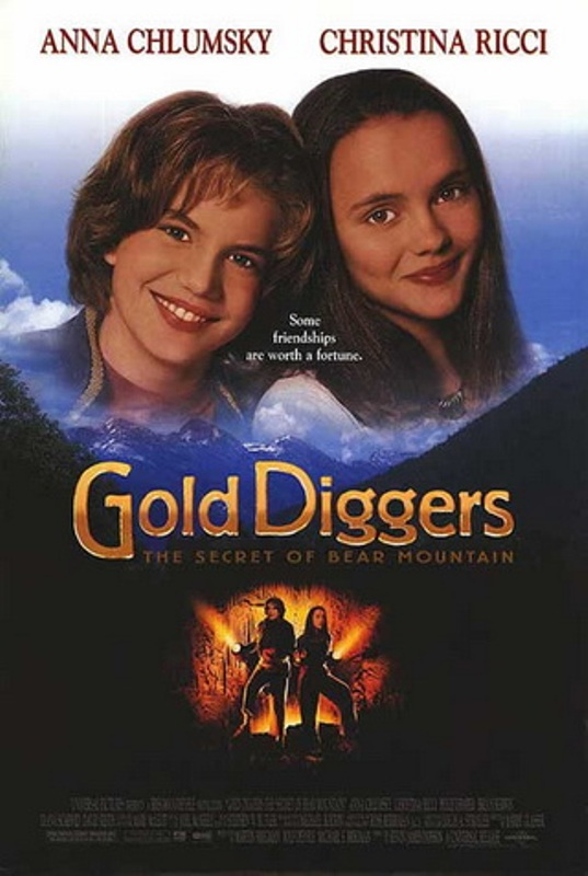 affiche du film Gold Diggers: The Secret of Bear Mountain
