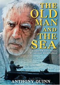 affiche du film Le vieil homme et la mer (TV)