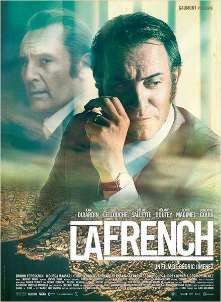 affiche du film La French