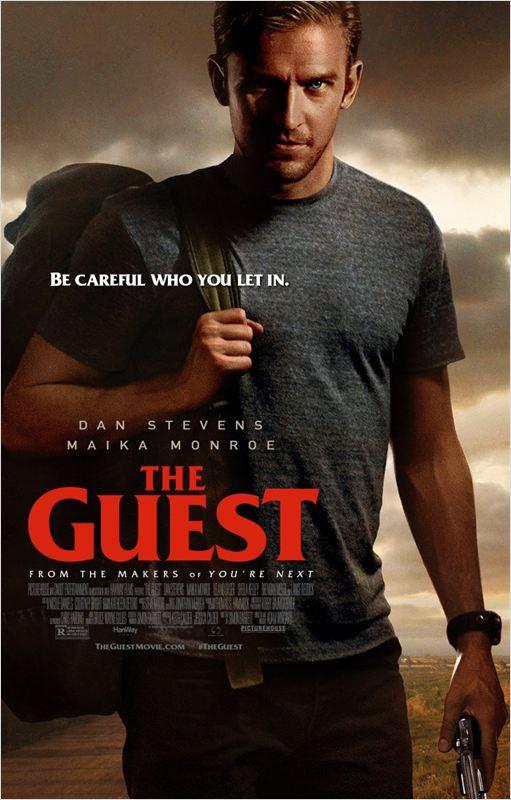 affiche du film The Guest