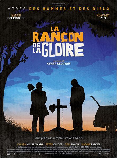affiche du film La rançon de la gloire
