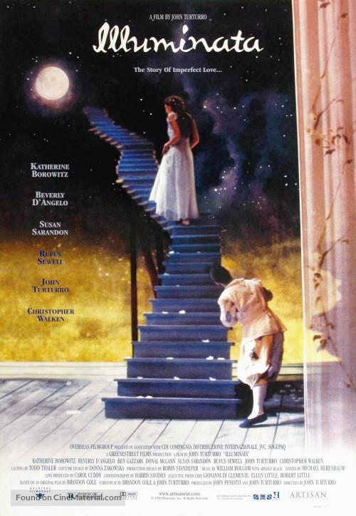 affiche du film Illuminata