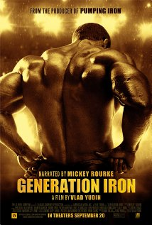 affiche du film Generation Iron