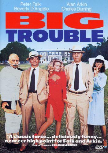 affiche du film Big Trouble (1986)