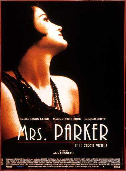 affiche du film Mrs. Parker et le Cercle Vicieux