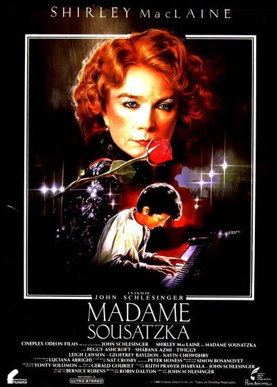 affiche du film Madame Sousatzka
