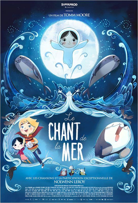 affiche du film Le Chant de la mer