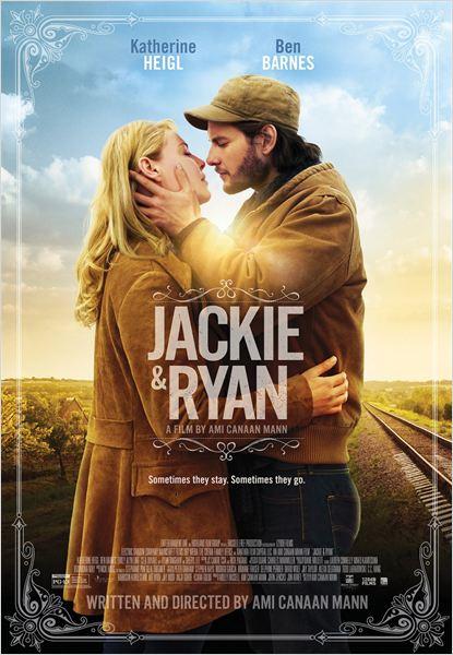 affiche du film Jackie & Ryan