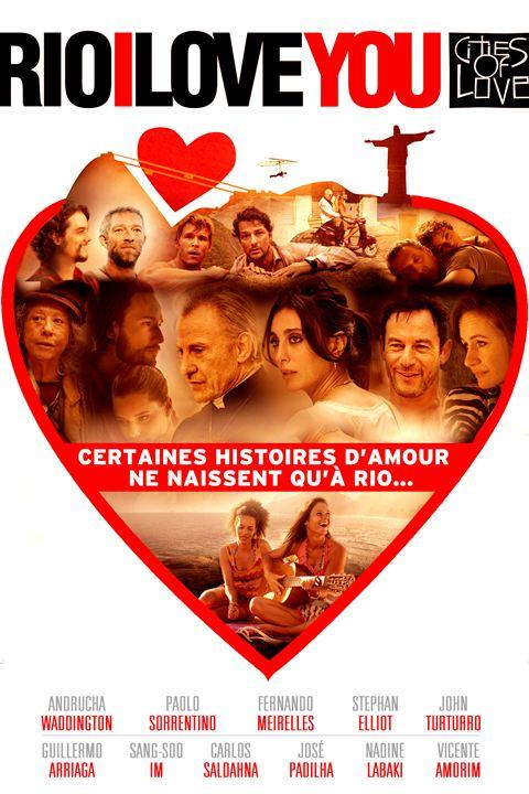 affiche du film Rio I love you