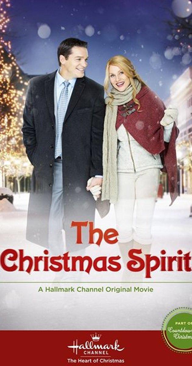 affiche du film À la recherche de l'esprit de Noël (TV)