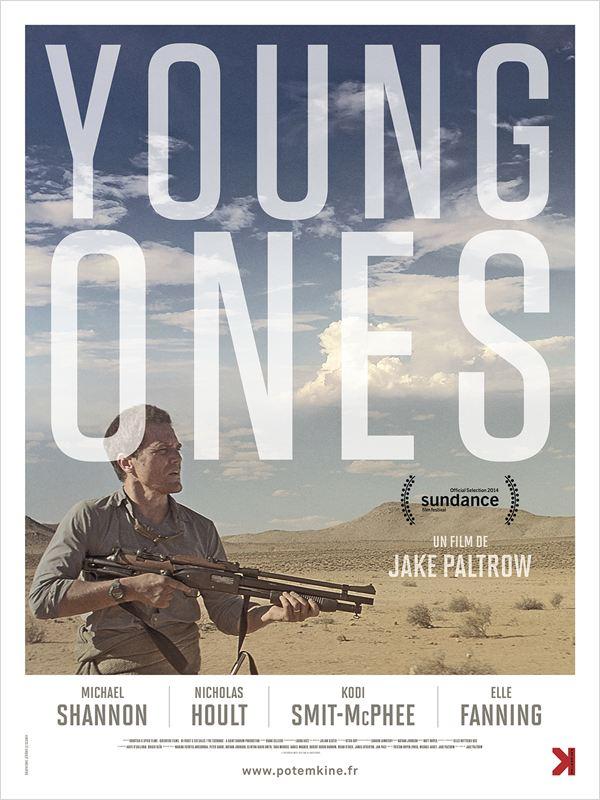 affiche du film Young Ones