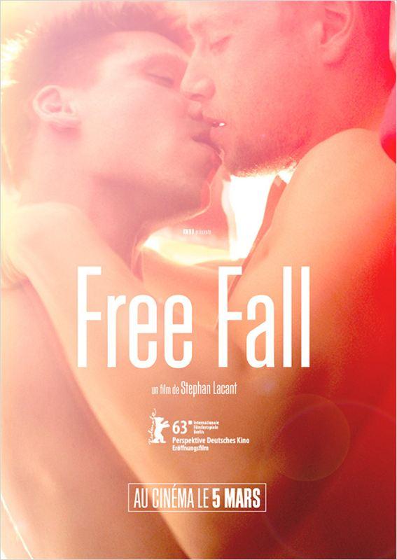 affiche du film Free Fall