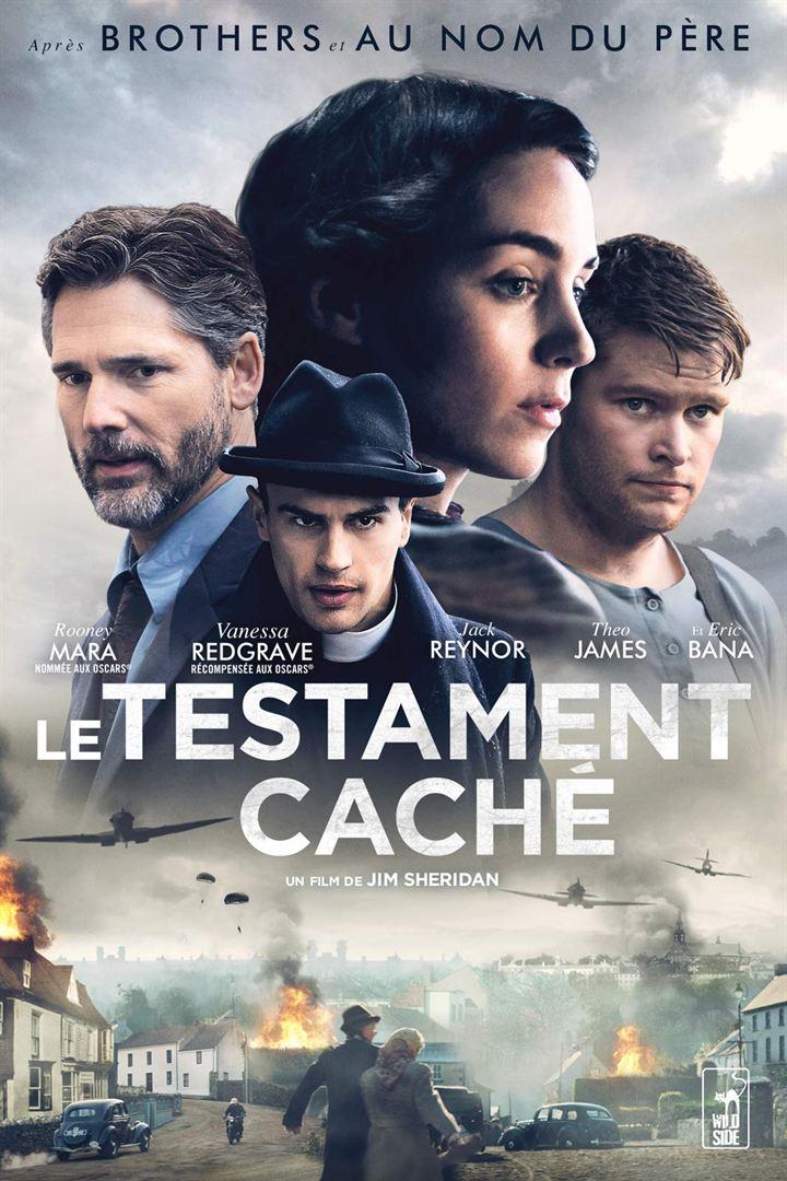 affiche du film Le Testament Caché