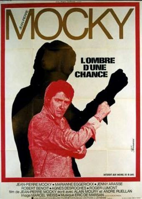 affiche du film L'Ombre d'une chance