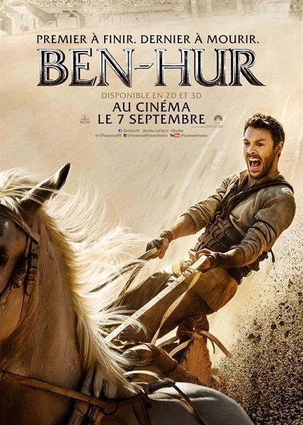 affiche du film Ben-Hur
