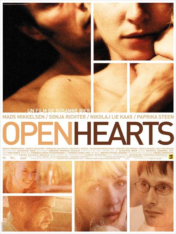 affiche du film Open hearts